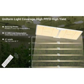 High Bay Flache LED Grow Lights Lampe