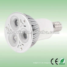 3W E14 Dimmable LED Scheinwerfer