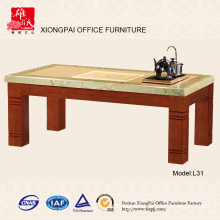 Stone Tea Table with Boiling Function (L31)