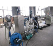 Waste Recycling Plastic Granules Making Machine