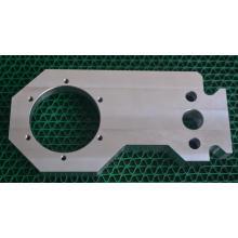 Kundenspezifisches CNC, das Aluminiumteil des Hubschrauber-Modells in der hohen Präzision maschinell bearbeitet
