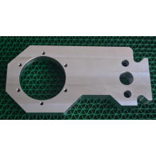 Custom CNC Machining Aluminum Part of Helicopter Model in High Precision