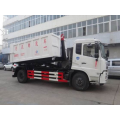 DFAC hooklift container refuse truck