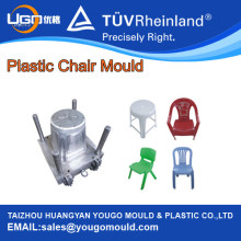 Пластиковый стул и табурет плесень