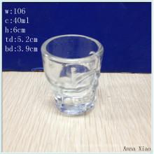 40ml Skull Glass Cups