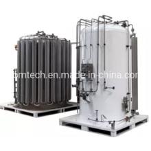 Lox/Lin/Lar/LNG/Lco2 Gas Storage Platform Microbulk Tanks