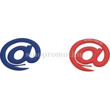 @ Shape Letter Opener / 2015 Werbeartikel Kunststoff Brieföffner Lp005