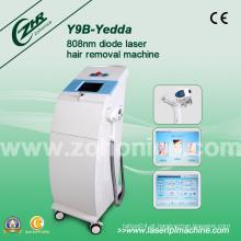 Y9 Super qualidade 808 diodo depilação a laser