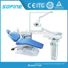 Cadeira econômica da unidade dental TJ2688