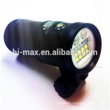 Best UV9 5200lumen underwater Diving photography torch light
