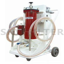 High-Solids Content Oil Filter Carts
