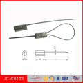 Jccs-103 10PCS ABS, Metal Alloys Stainless Steel Tightening Wire Seals Plastic Container Seal Lock Cable Tightener Ties Ship Seal