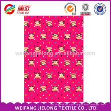 дешевые печать 100 % хлопчатобумажная ткань для постельное белье из хлопка ткань