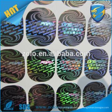Custom hologram security tape label for Brand Protection/Tamper proof hologram label