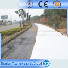 Autobahn oder Pflaster Stabile Schicht Geotextil