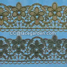 100% Cotton Chemical Lace