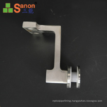 Stair Stainless Steel Handrail Accessories For Glass Railing