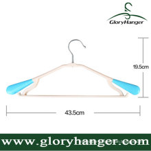 Plastic Clothes Rack Capable of Rotating Shoulder, Plastic Hanger