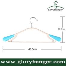 Пластиковые вешалка для одежды способна поворачивать плечом, Пластиковые вешалки