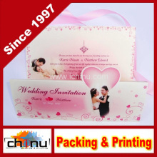 Wedding/Birthday/Christmas Greeting Card (3343)