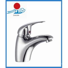 Torneira de água de misturador de bacia de punho único (ZR21802)