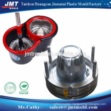 Plastic injection mop bucket mould