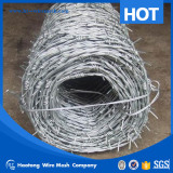 Alibaba Supplier pvc coated barbed wire