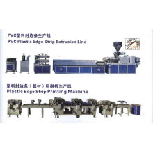 PVC Furniture Edge Banding Strip Production Line