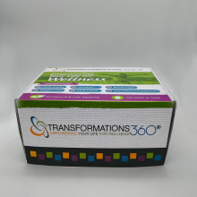 Colorful Printed Logo Corrugated Custom Mailer Box