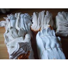 Guantes de protección para las manos Guantes blancos baratos