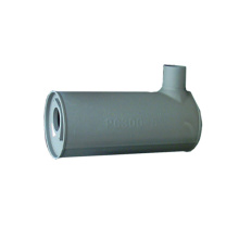 Muffler for Komatsu Wheel Loader