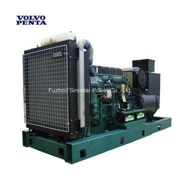 60kw to 500kw Volvo Penta Diesel Power Generator