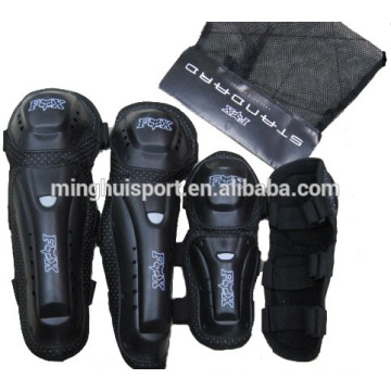 hot sale Automatic Motorcycle Motocross racing Knee Pads Racing Knee & Elbow Pads Guards Protective Pads Armor Gear