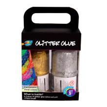 20ml Glitter Kleber Set