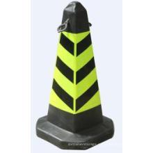 Отличное качество пластиковых прямоугольности дорога барьер