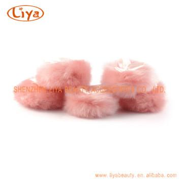 OEM Soft Plush Cosmetic Puff for Women