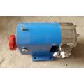 Bomba de lóbulo rotatorio sanitario de sello mecánico 3RP