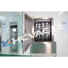 Machine de métallisation sous vide PVD