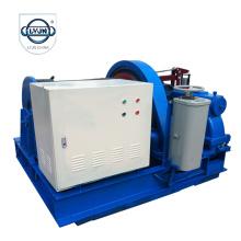 Guincho elétrico do cilindro de alta velocidade de 9 toneladas único para o preço relativo à promoção