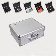 Лучшая цена, высококачественный алюминиевый портфель, прикрепленный футляр