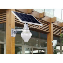 All in One Solar Apple Garden Light with Motion Sensor