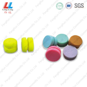 Circular Shape Car Cleaning Sponge