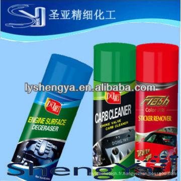 Éclat de pneu de soin de voiture