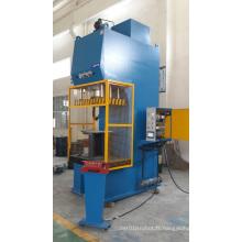 Manufactory Mvd 2015 Nouveau produit Machine d'estampage de métal hydraulique 60 tonnes de presse-étoupe C Frame Hydraulic