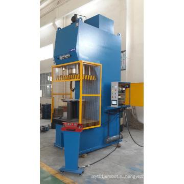 Мануфактура Mvd 2015 Новый продукт Гидравлическая штамповка металла 60 тонн C Рама гидравлический пресс