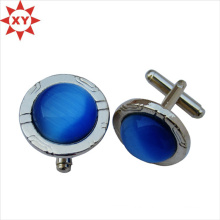 Diamond Note Cufflinks with Logo for Men (XY-mxl91701)