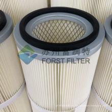Cartucho de filtración de aire HEPA industrial FORST