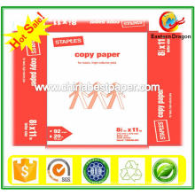 A4 70GSM Copiar papel de impressão