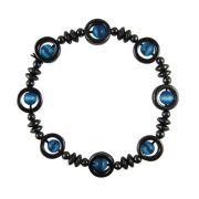 Bracelet hématite pour accessoires de charme et de guérison de la santé
