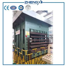 Vulcanizing Press Hydraulic Machine For Rubber Molding 800T